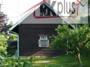 Prodej dřevěnice v Jasenné u Vizovic.