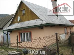 Prodej domu v Ústí u Vsetína.