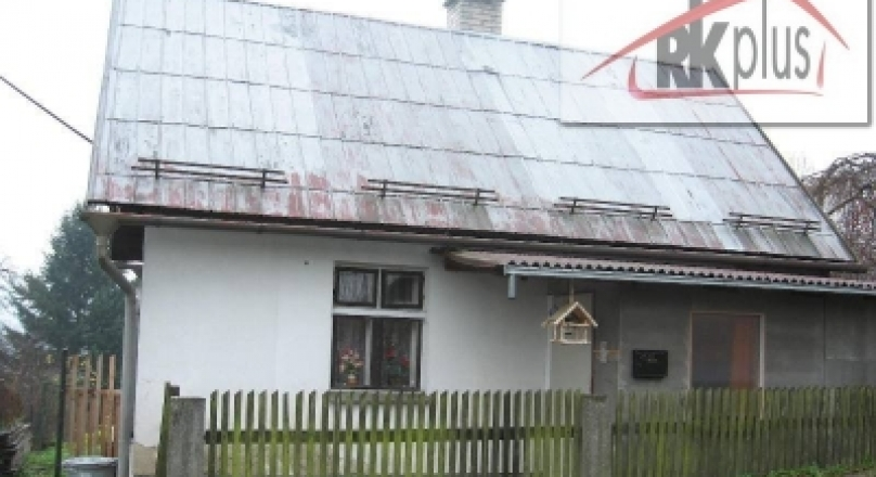Prodej chaty ve Val. Meziříčí - Juřinka.